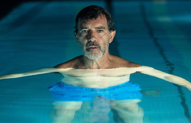 "Antonio Banderas in director Pedro Almodóvar's ""Pain and Glory."" Photo: Manolo Pavón/El Deseo, Sony Pictures Classics"