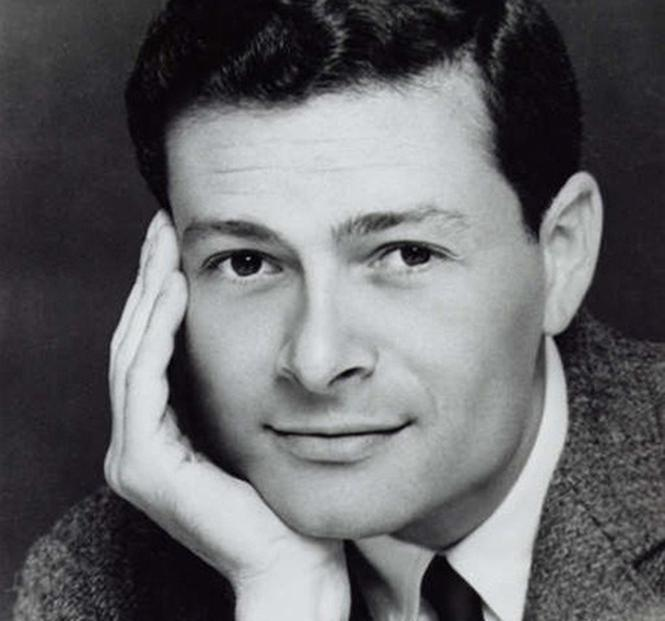 Broadway composer-lyricist Jerry Herman as a young man. Photo: New York Theater