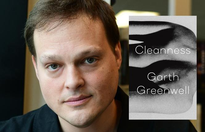 """Cleanness"" author Garth Greenwell. Photo: Oriette D'Angelo"