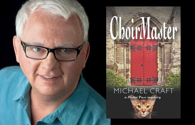 """ChoirMaster"" author Michael Craft. Photo: Questover Press"