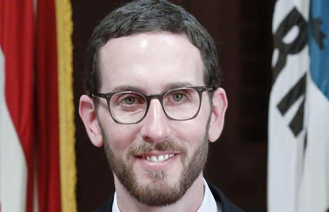 State Senator Scott Wiener. Photo: Courtesy Sen. Wiener's Office