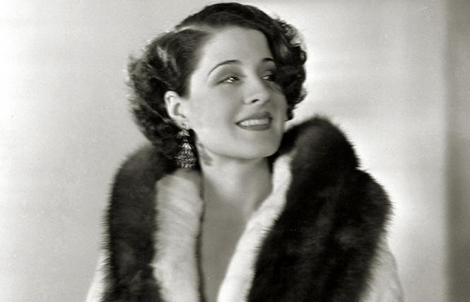 "Norma Shearer won Best Actress for""The Divorcee"" (1929/30).  Photo: MGM"