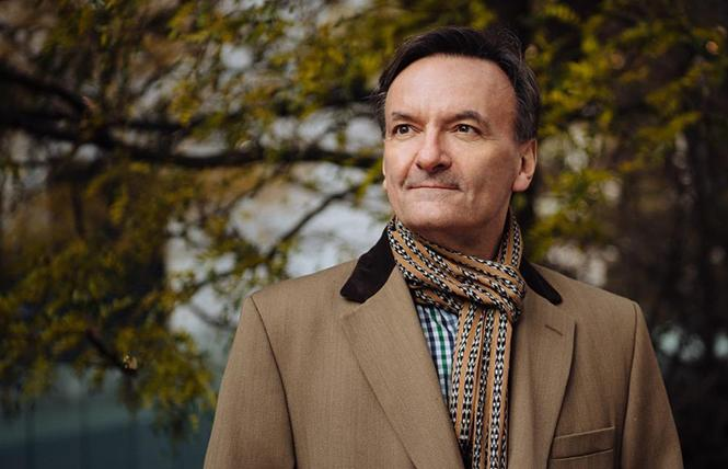 Author and pianist Stephen Hough. Photo: Jiyang Chen