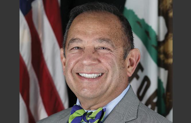 Dr. Vito Imbasciani is head of the California Department of Veterans Affairs. Photo: Courtesy CalVet