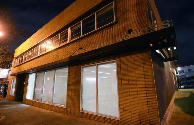 The San Francisco Board of Supervisors Tuesday approved the purchase of the building and parcel at 1939 Market Street in the Castro, where the city aims to construct affordable senior housing. Photo: Rick Gerharter