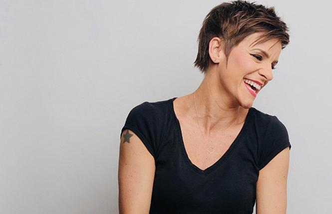 Jenn Colella - From Broadway to stand-up & cabaret