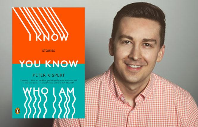 """I Know You Know Who I Am"" author Peter Kispert. Photo: Courtesy Penguin"