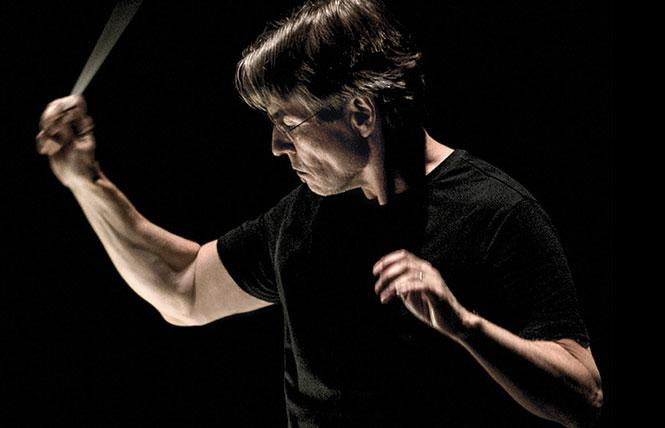 San Francisco Symphony Music Director Designate Esa-Pekka Salonen. Photo: Minna Hatinen