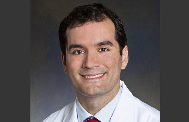 Lead study author Dr. Arash Mostaghimi. Photo: Courtesy Brigham and Women's Hospital
