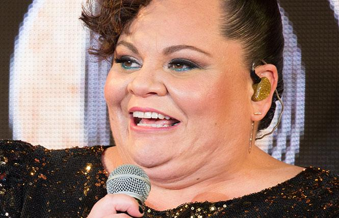 """Singer-actress Keala Settle: """"I love the whole human condition, with its ups and downs."""" Photo: Courtesy the artist"""