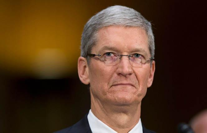 Apple CEO Tim Cook. Photo: AP Images/J. Scott Applewhite