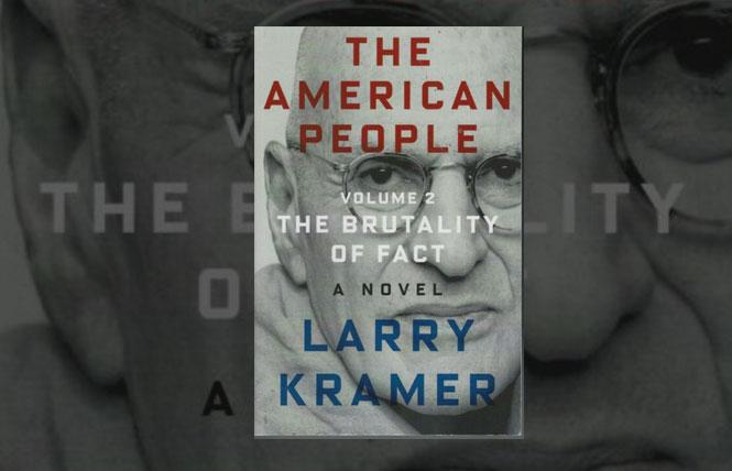 Pick your poison: Larry Kramer's 'American People'