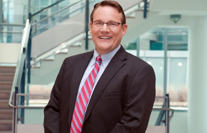 Dr. John Brooks of the CDC. Photo: Courtesy CDC
