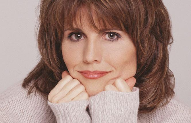 """Lucie Arnaz: """"I think I have more LGBTQ friends and fans than straight people."""" Photo: Courtesy the artist"""