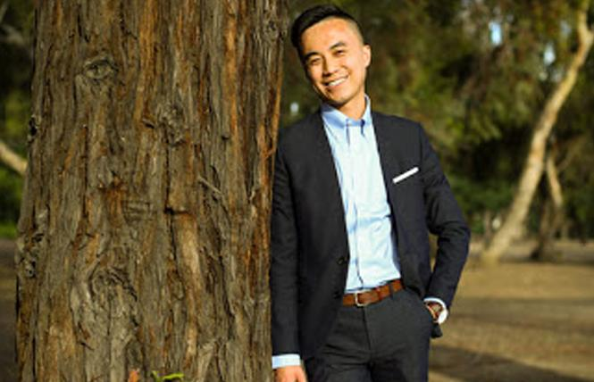 South Bay Assembly candidate Alex Lee. Photo: Courtesy votealexlee.com