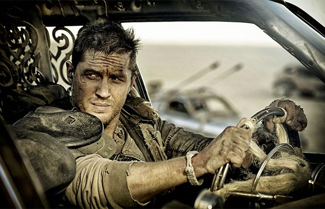 Mad Max: Fury Road, suggested home viewing, with the right, uh, medications.