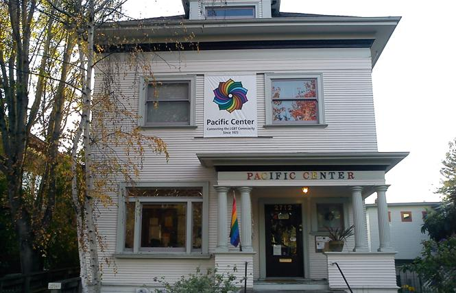 The Pacific Center in Berkeley is one of several local LGBT community centers that have moved most programming online. Photo: Courtesy Wikipedia