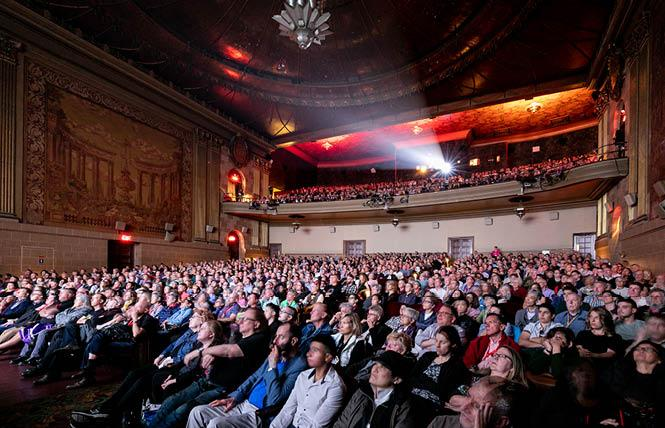 Audiences will have to wait until the fall for this year's Frameline LGBTQ film festival. Photo Barak Shrama Photography