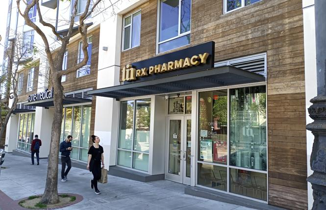 TIN Rx Pharmacy. Photo: Scott W. Wazlowski