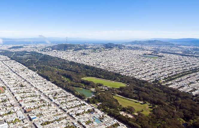 While the April 4 community celebration in San Francisco's Golden Gate Park has been postponed, a free series of virtual concerts showcasing past events in the park will begin Saturday, April 4. Photo: Courtesy CurbedSF