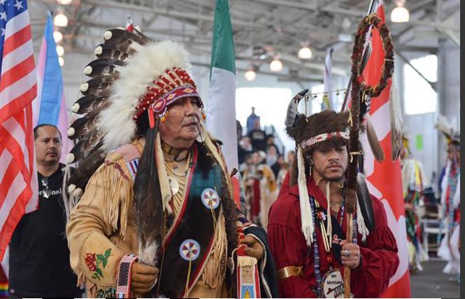 Bay Area American Indian Two-Spirits members will be part of an online panel discussion organized by Openhouse. Photo: Courtesy BAAITS