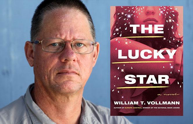 Author William T. Vollmann