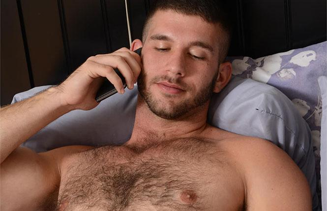 Remember phone sex? Ask Men.com's Jimmy Fanz. Photo: Men.com