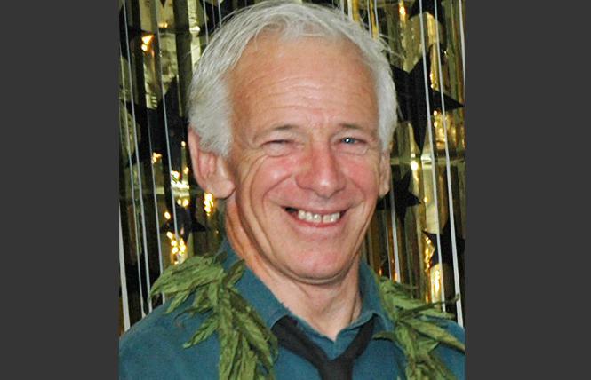 Dennis Peron, shown in a 2006 photo. Photo: Rick Gerharter