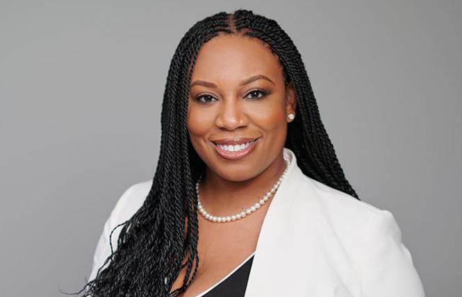 NCLR Executive Director Imani Rupert-Gordon. Photo: Courtesy NCLR