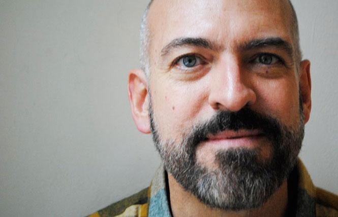 Author Paul Lisicky