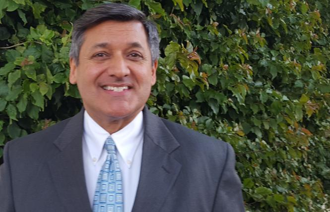 San Francisco Treasurer-Tax Collector José Cisneros. Photo: Cynthia Laird