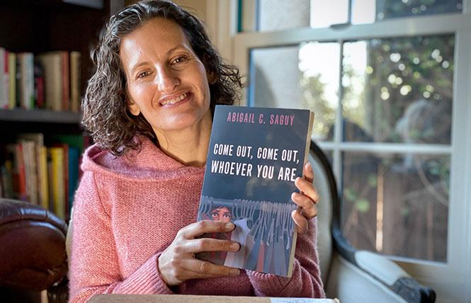 Abigail C. Saguy, author of Come Out, Come Out, Whoever You Are