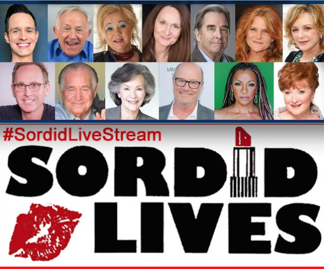 Online extra: 'Sordid Lives' casts reunite for theatre benefit