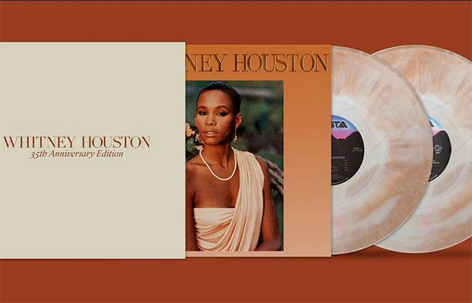 The 35th Anniversary Edition of Whitney Houston's eponymous album
