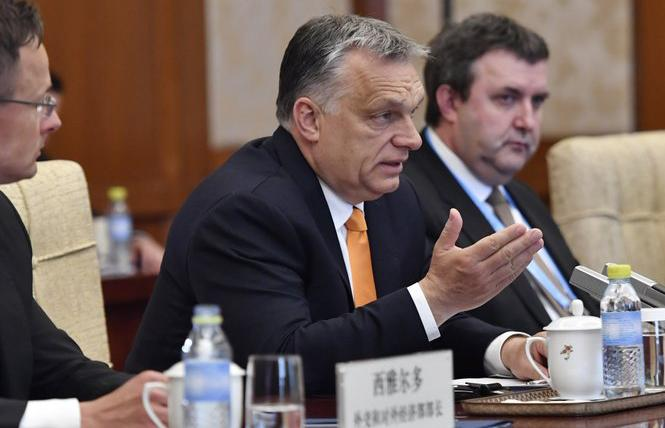 Hungarian Prime Minister Viktor Orban. Photo: Associated Press