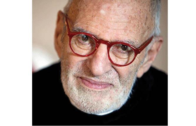 AIDS activist Larry Kramer