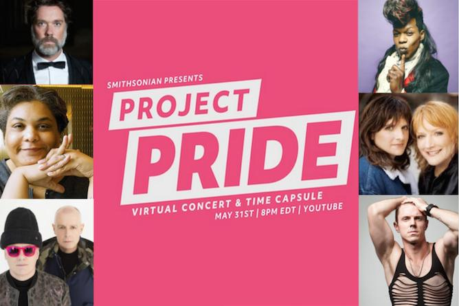 Online Extra: Smithsonian Pride Alliance hosts online concert and LGBTQ time capsule