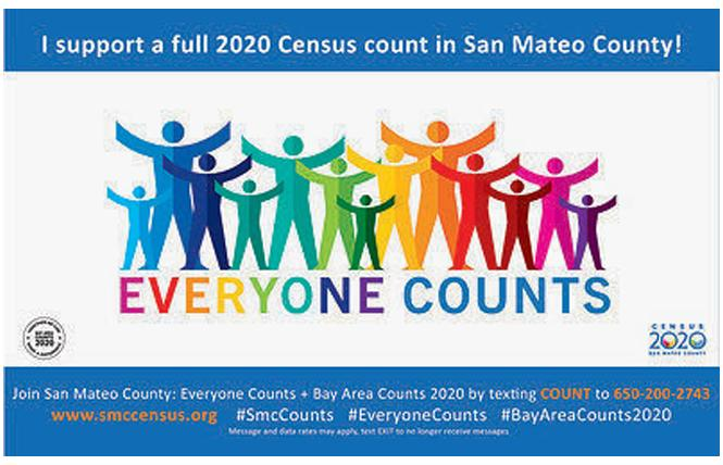 "LGBT groups have organized a ""Queer the Census"" outreach effort that starts June 8. Photo: Courtesy San Mateo County"