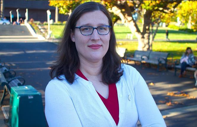 Jane Natoli has been nominated to serve on the San Francisco Municipal Transportation Agency's board of directors. Photo: Courtesy Jane Natoli