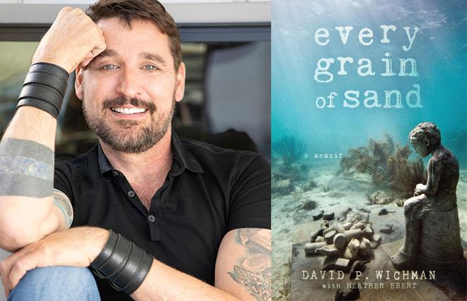 David P Wichman, author of 'Every Grain of Sand'