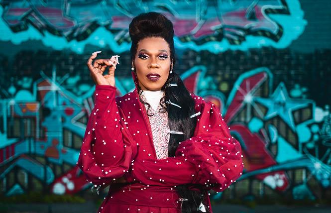 Big Freedia will headline SF Pride's online entertainment. Photo: Courtesy Big Freedia
