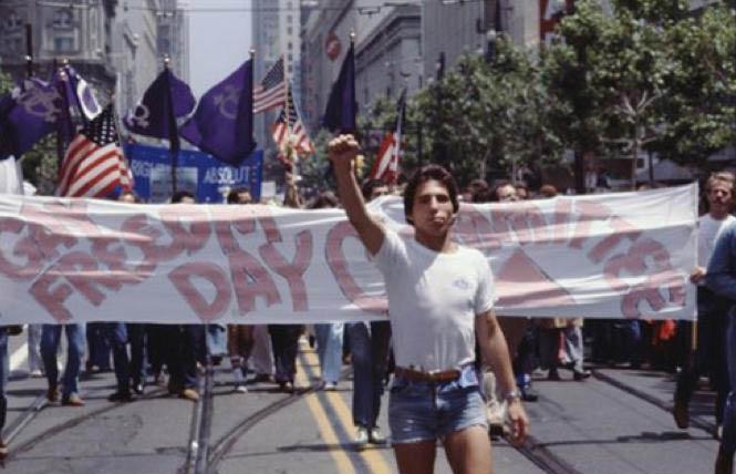 Arthur J. Bressan, Jr.'s historic 1977 documentary 'Gay USA.'