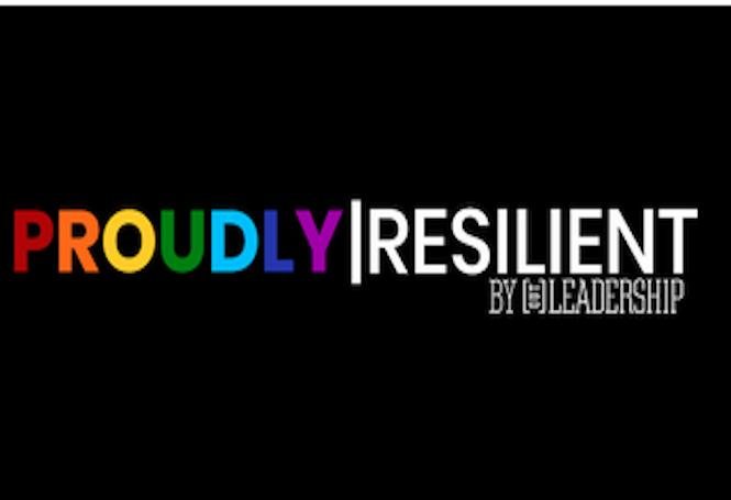 Proudly Resilient hosts forums with leaders, artists and comics