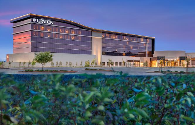 Graton Resort and Casino will begin a phased reopening Thursday, June 18. Photo: Courtesy Graton Resort and Casino