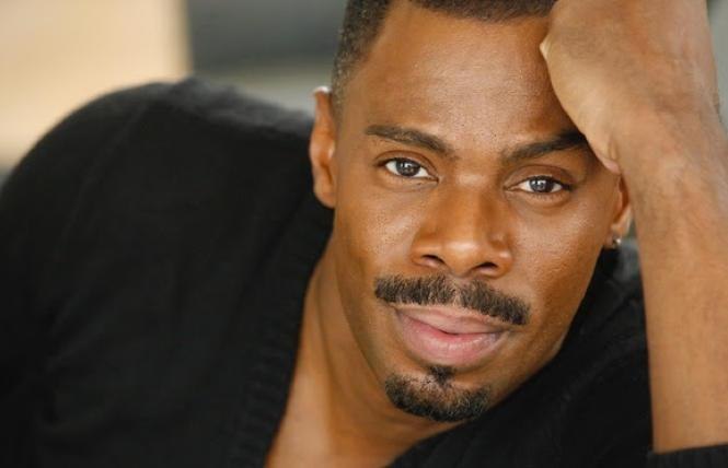 Actor, writer and director, Colman Domingo; Image courtesy of Liebmen Entertainment
