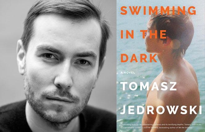 Author Tomasz Jedrowski