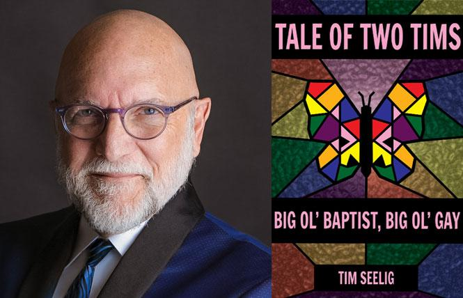 'A Tale of Two Tims: Big Ol' Baptist, Big Ol' Gay' author Tim Seelig