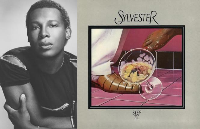 Sylvester and his album Step II