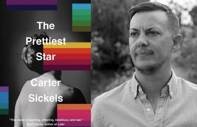 Homecoming queen: Carter Sickels' 'The Prettiest Star'
