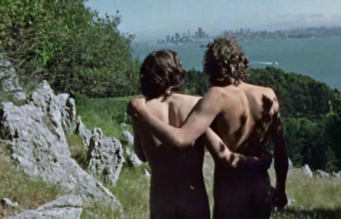 a scene from Arthur Bresson, Jr.'s 'Passing Strangers'